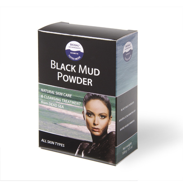 Mineral Black Mud Powder 100g
